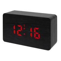 Statie meteo Bresser MyTime W RC, termometru, alarma, LED rosu