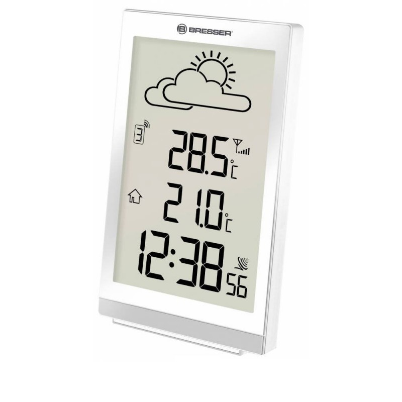 Statie meteo Temeotrend ST Bresser GYE000, temperatura, functie de alarma cu snooze 2021 shopu.ro