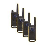 Statie radio PMR portabila Motorola TalkAbout T82, 16 canale, 800 mAh, 10 km, ecran LCD