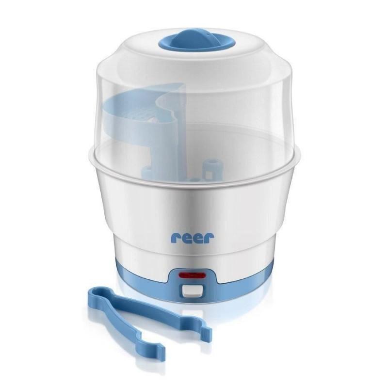 Sterilizator biberoane VapoMat Reer, 500 W, sterilizare in 10 minute 2021 shopu.ro