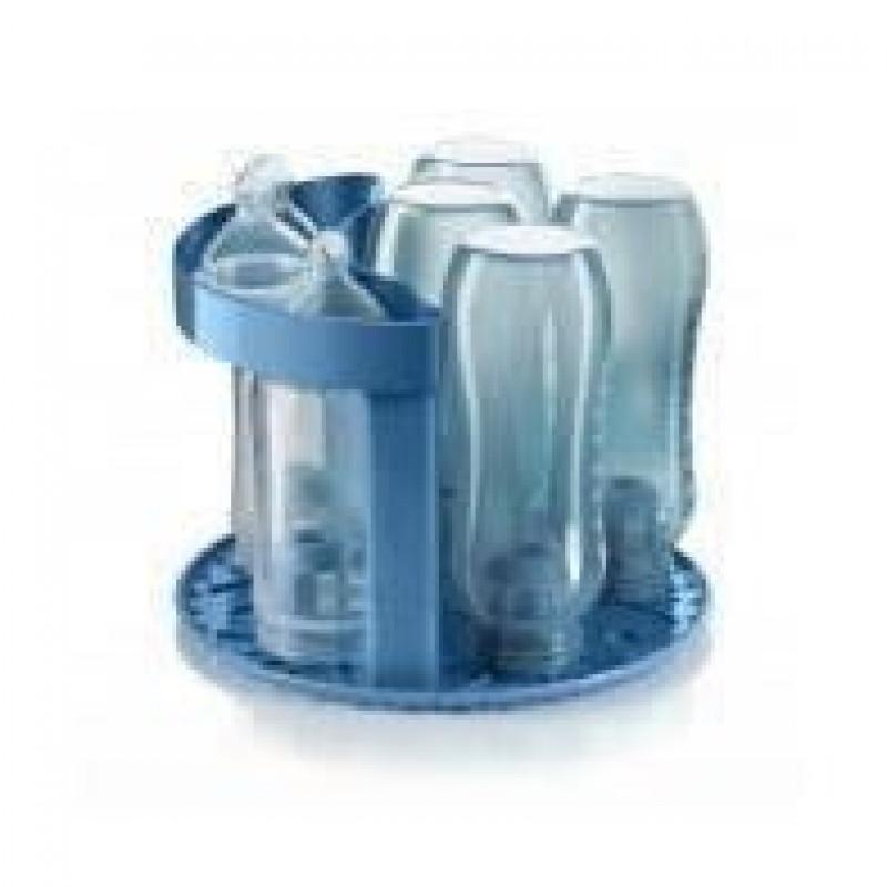 Sterilizator biberoane VapoMat Reer, 500 W, sterilizare in 10 minute