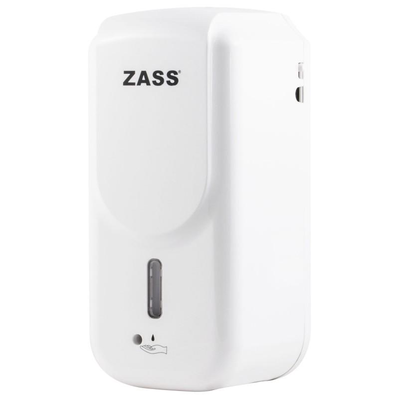 Dispenser automat pentru dezinfectant Zass, 1000 ml, functie spray 2021 shopu.ro