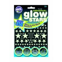 Stickere 350 stele fosforescente The Original Glowstars Company