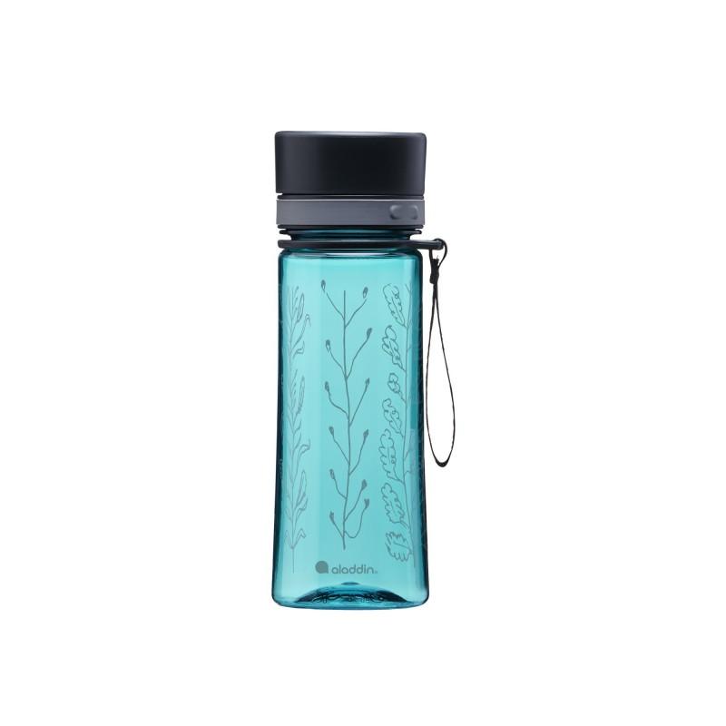 Sticla Aladdin, 350 ml, sticla aveo, Aqua Blue 2021 shopu.ro