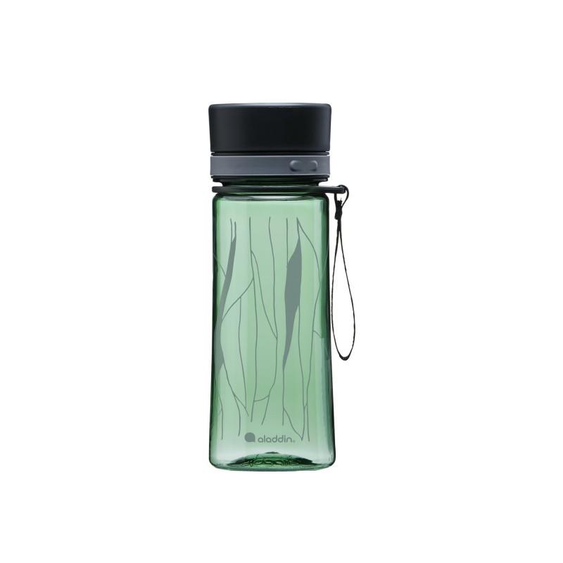 Sticla Aladdin, 350 ml, sticla aveo, Basil Green 2021 shopu.ro