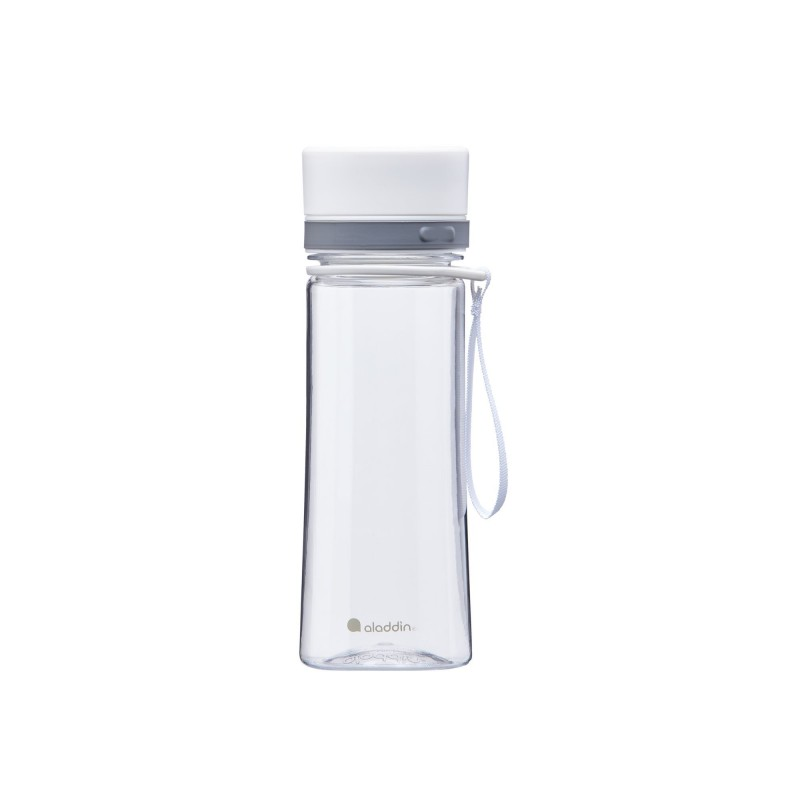 Sticla Aveo Aladdin, 350 ML, capac detasabil, White 2021 shopu.ro