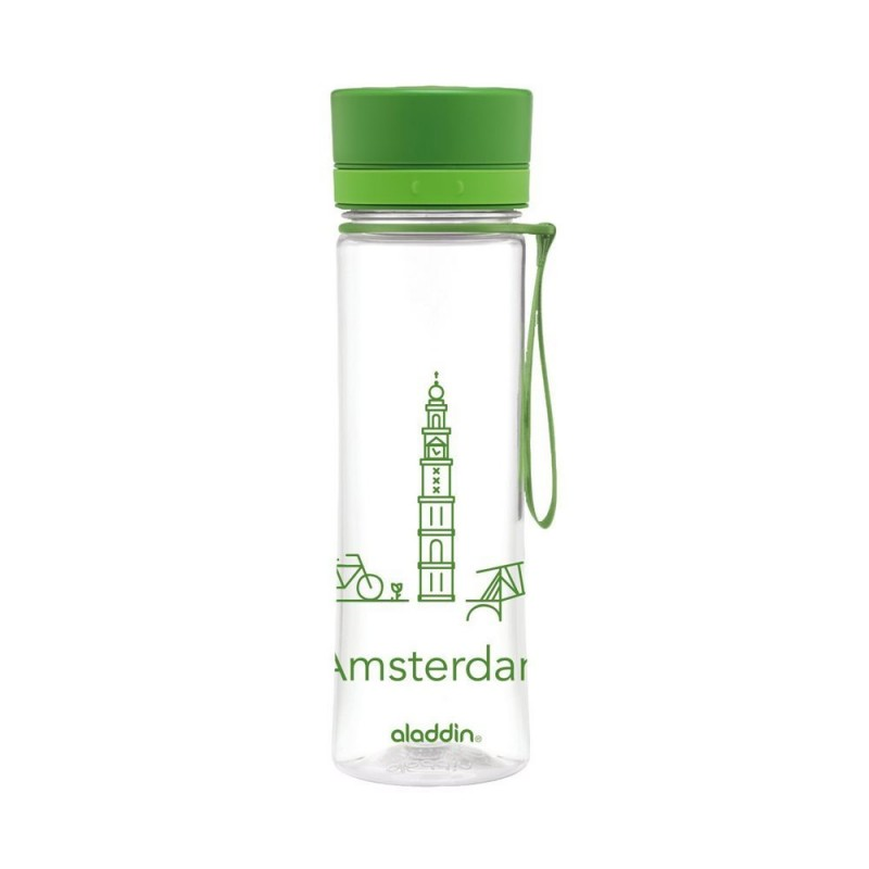 Sticla Aveo Aladdin, 600 ml, capac detasabil, model amsterdam 2021 shopu.ro