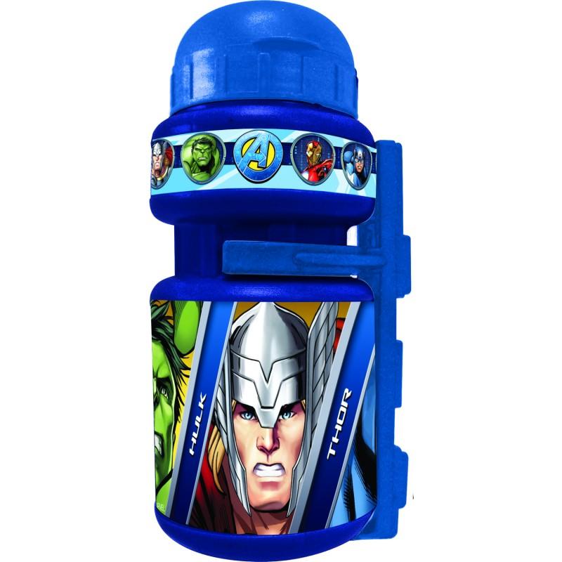 Sticla apa Avengers Eurasia, 350 ml, design modern 2021 shopu.ro
