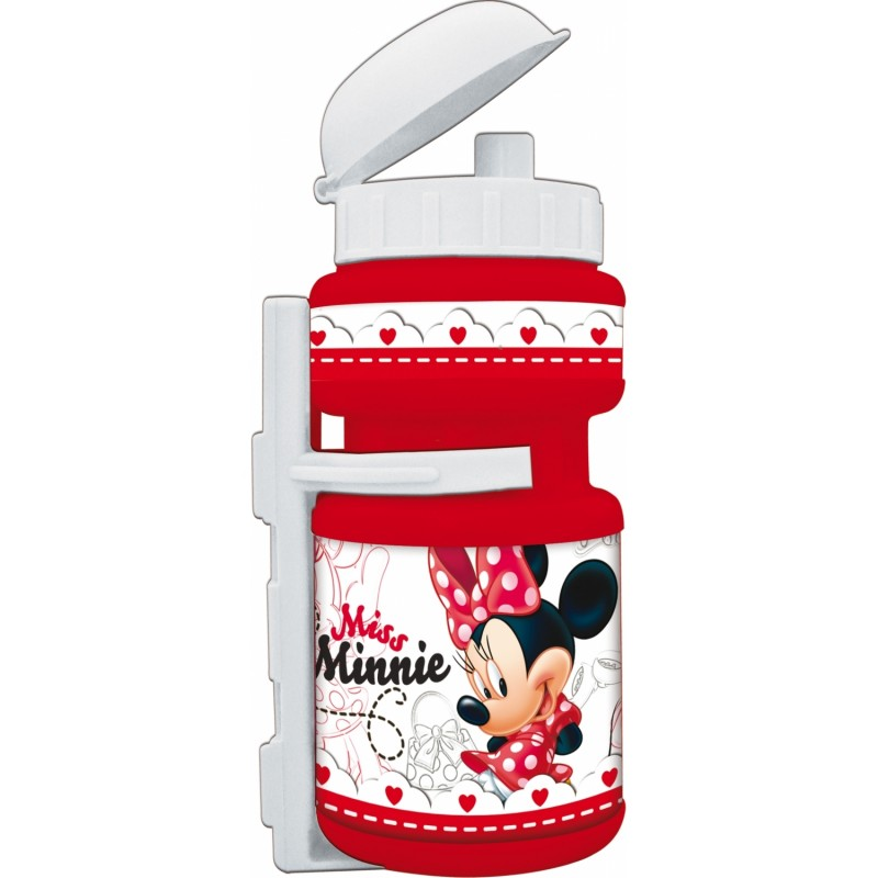 Sticla apa Minnie Disney Eurasia, 350 ml, design modern 2021 shopu.ro