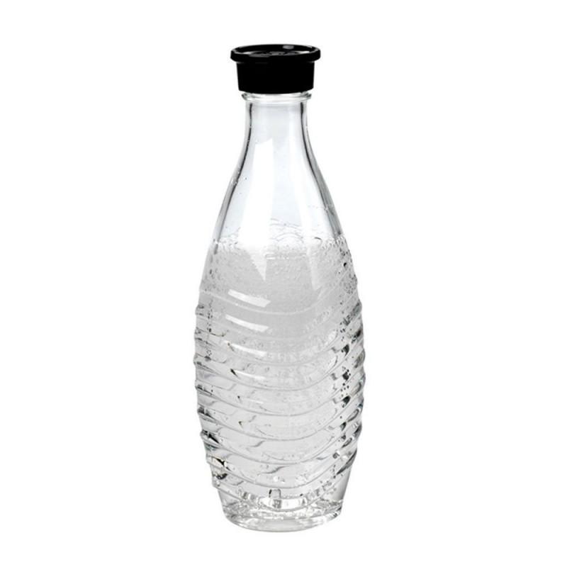 Sticla aparat sifon Crystal SodaStream, 700 ml, capac ermetic 2021 shopu.ro