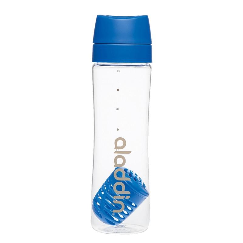 Sticla cu infuzor Aladdin, 700 ml, Albastru 2021 shopu.ro