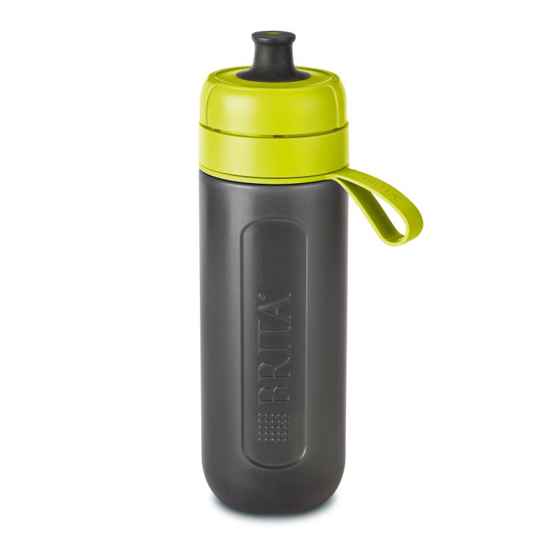 Sticla filtranta Brita Fill&Go Active, 600 ml, 22 x 7.2 cm, Verde 2021 shopu.ro