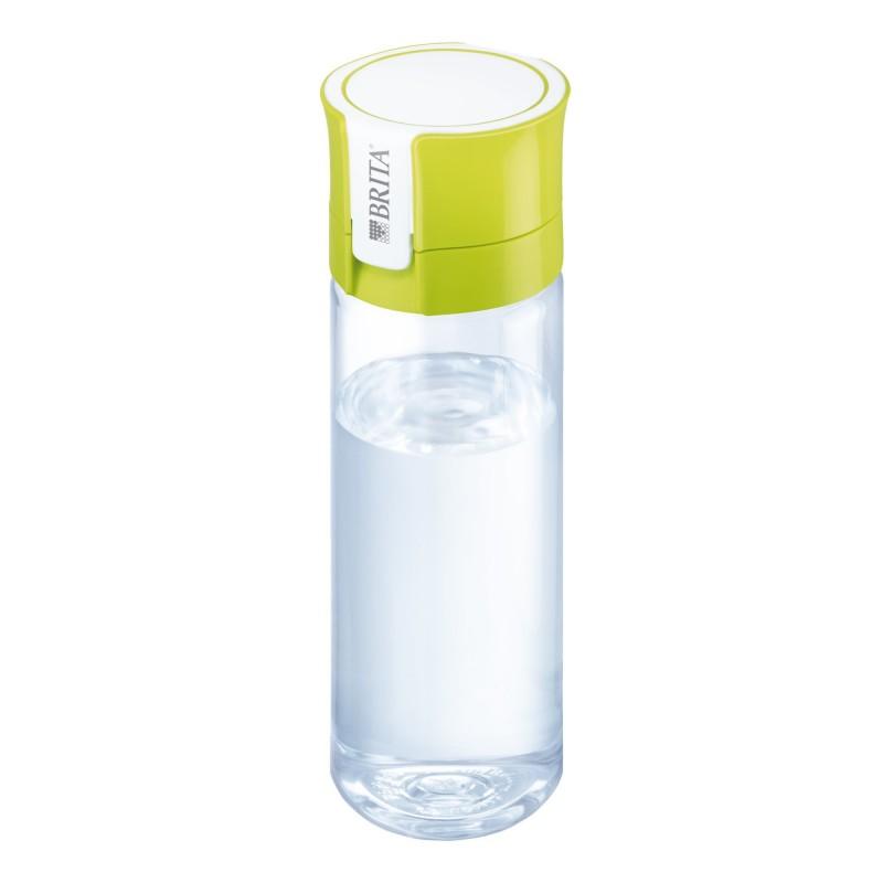 Sticla filtranta Brita Fill&Go Vital, 600 ml, 22 x 7.2 cm, Verde 2021 shopu.ro