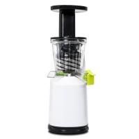 Storcator fructe/legume cu melc Cecomix Juicer Compact, 120 W, presare la rece, functie Reverse
