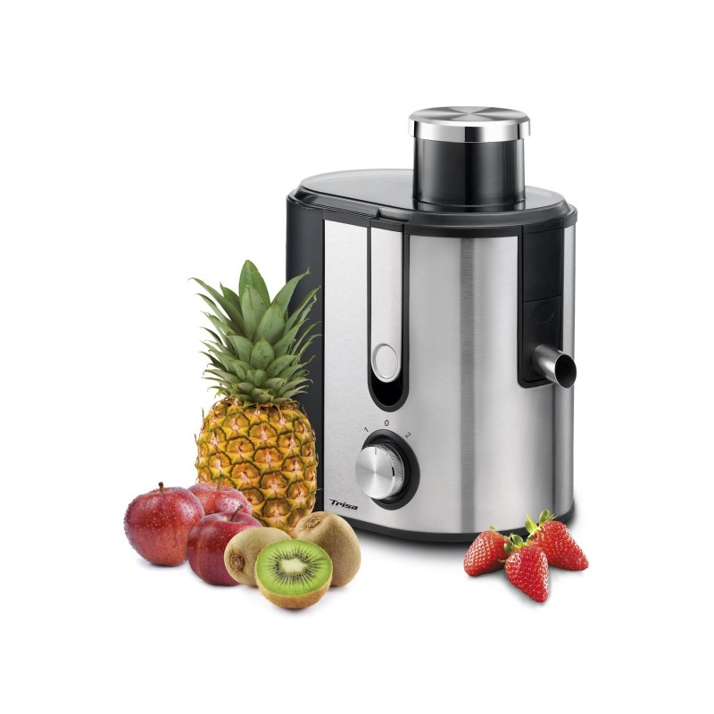 Storcator de fructe Trisa Vital Juicer, 500 W, 350 ml, Inox