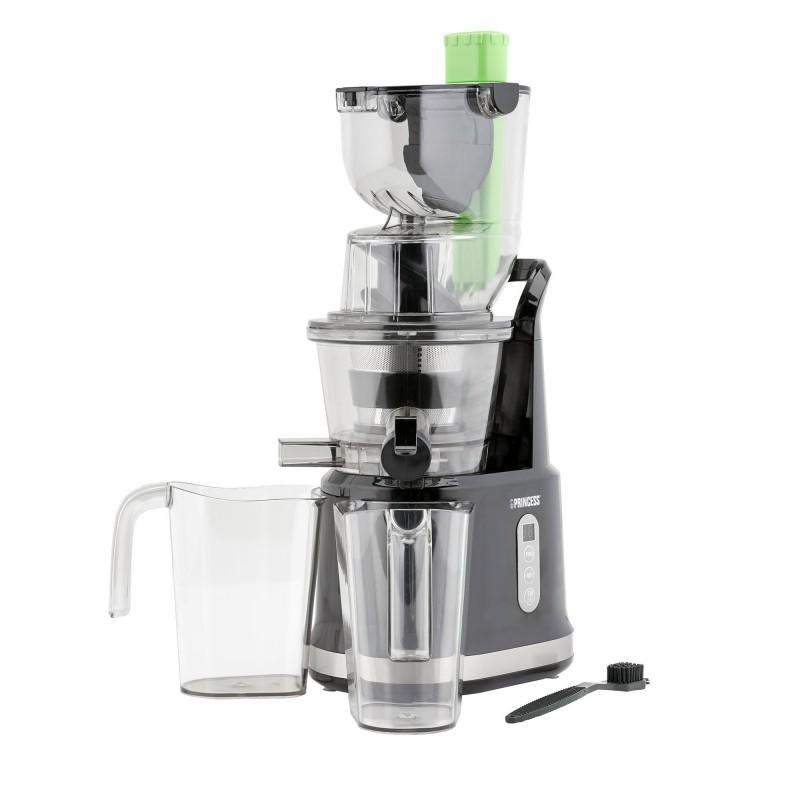 Storcator Slow Juicer Easy Fill Princess, 200W, 900 ml, 48 x 2.5 x 36.5 cm, filtru inox 2021 shopu.ro