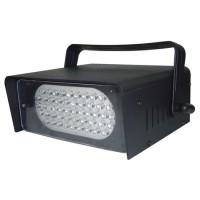 Stroboscop compact, 5 W, 50 x LED, 5 W, reglaj viteza flash
