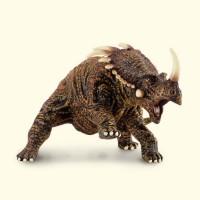 Figurina Styracosaurus Collecta, 9.5 cm, 3 ani+