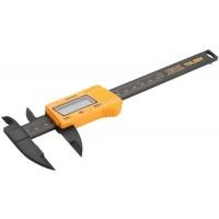 Subler digital fibra carbon Tolsen, 0 - 150 mm