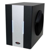 Subwoofer activ 7 inch, 4 ohm, RMS 80 W
