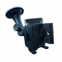 Suport auto universal pentru telefon RoGroup, rotire 360 grade