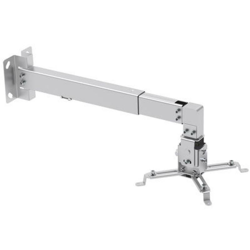 Suport Cabletech de perete pentru proiector, maxim 10 kg