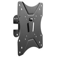 Suport Cabletech pentru LCD, 23-42 inch, maxim 25 kg, Negru