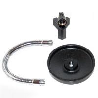 Suport microfon de masa, lingime reglabila