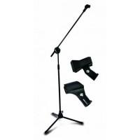 Suport microfon GMS-08, Negru