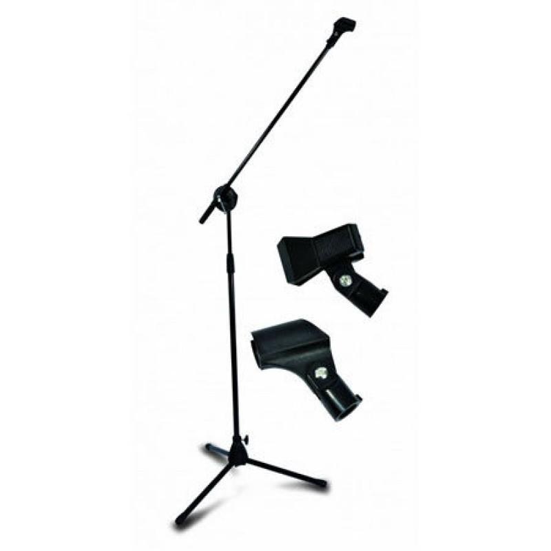 Suport microfon GMS-08, Negru 2021 shopu.ro