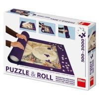 Suport rulou pentru Puzzle Dinoy Toys, 3 curele de prindere