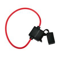 Suport pentru siguranta, 20 mm, fir de 2.5 mm