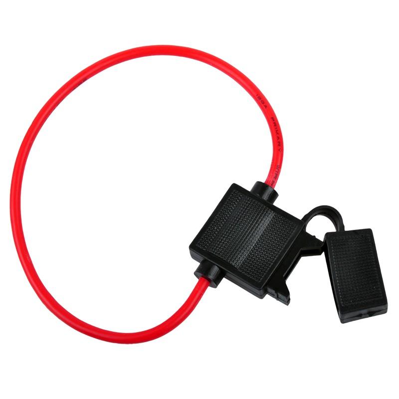 Suport pentru siguranta, 30 mm, fir de 30 cm 2021 shopu.ro