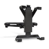 Suport universal pentru tableta MNC, 22 x 15 x 15 cm, 7-10 inch, reglabil 360 grade, plastic, Negru