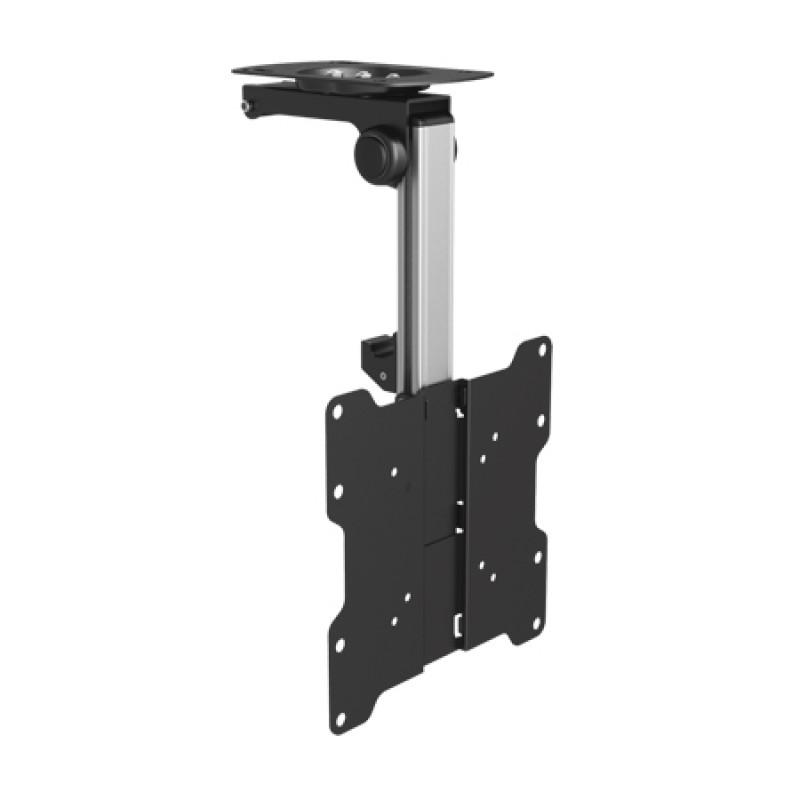 Suport de tavan pentru TV LED Cabletech, 17-37 inch, inclinatie verticala 2021 shopu.ro
