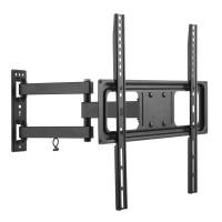 Suport universal pentru TV Cabletech, maxim 35 kg, brat, reglare unghi vertical