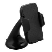 Suport auto M-life pentru telefon, GPS, universal, Negru
