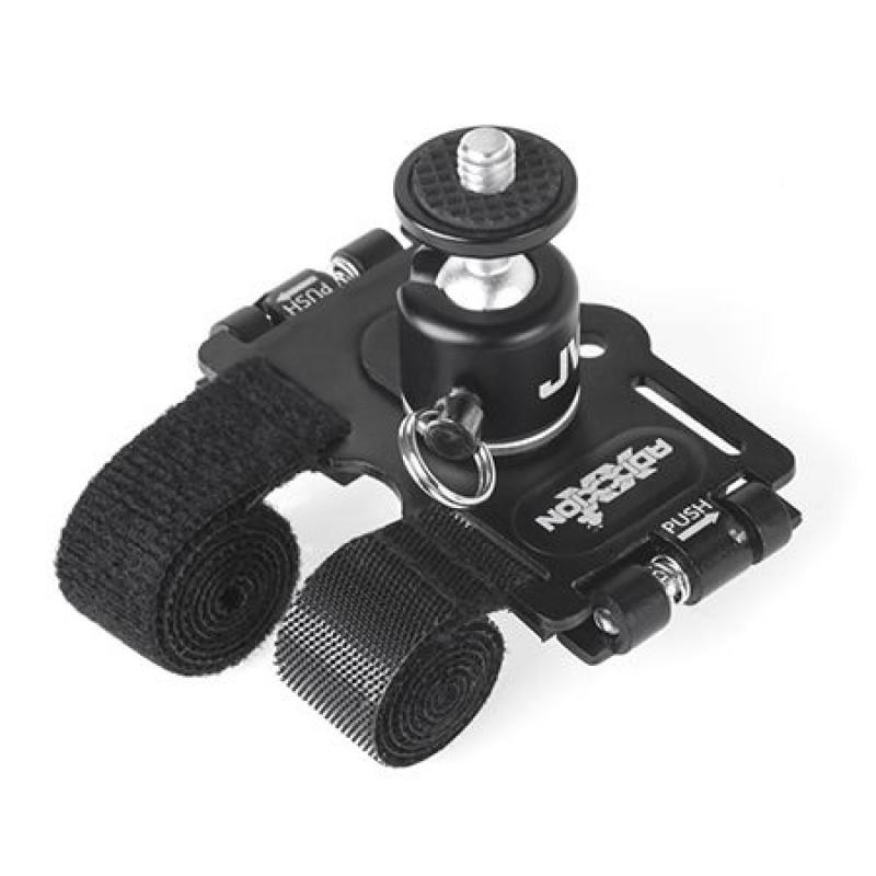 Suport universal pentru camera sport, Negru 2021 shopu.ro