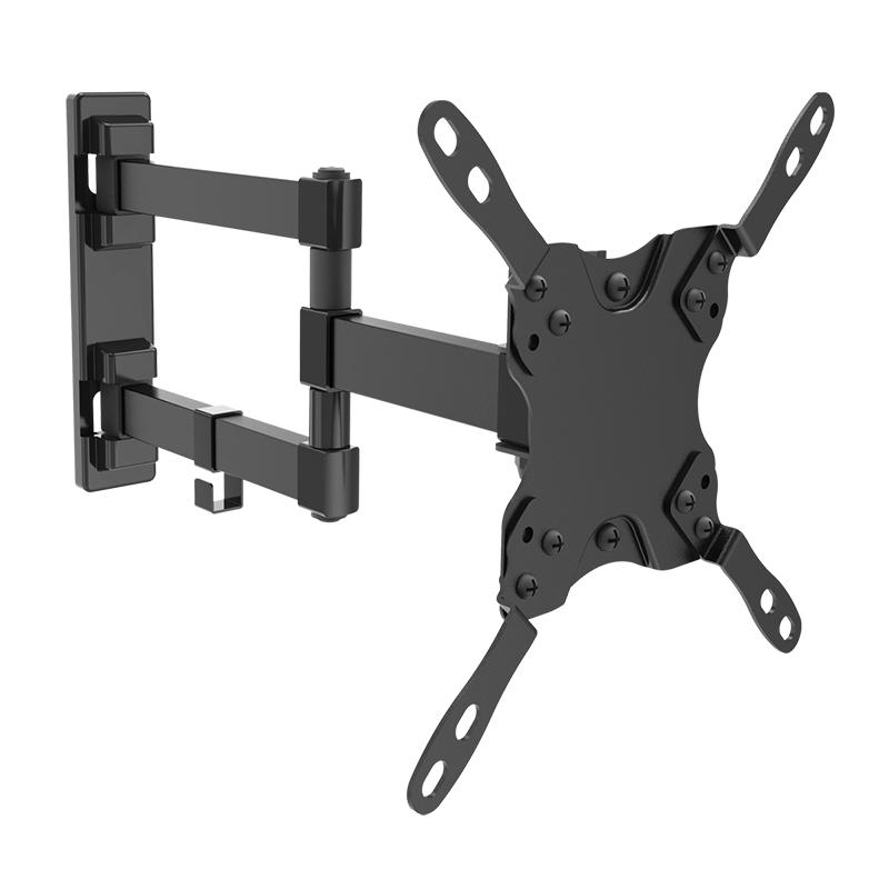Suport universal pentru TV LED Cabletech, 13-42 inch, reglare unghi vertical