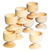 Suporturi de ou pentru decorat Beleduc, 20 bucati