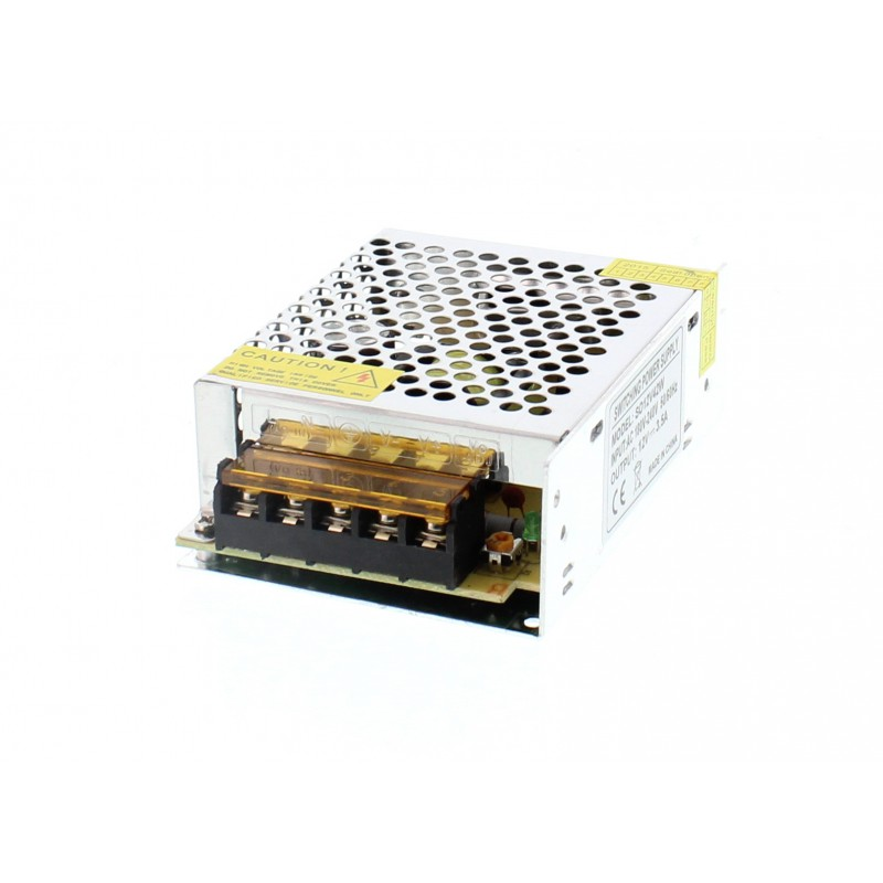 Sursa in comutatie AC-DC Well, 42 W, 12 V, 3.5 A 2021 shopu.ro