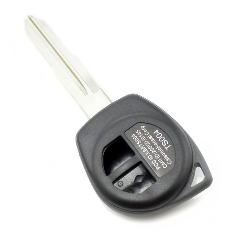 Carcasa cheie Suzuki Swift Carguard, 2 butoane, model 1, Negru 2021 shopu.ro