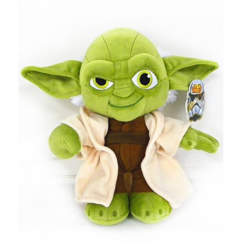 Jucarie de plus SW Classic Yoda, 25 cm, 3 ani+ 2021 shopu.ro