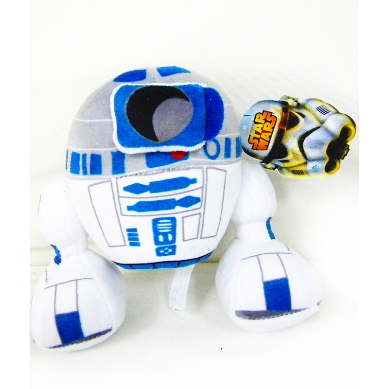 Jucarie de plus SW Plus Classic R2-D2, 17 cm, 3 ani+ 2021 shopu.ro