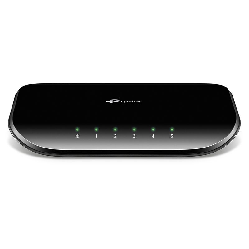 Switch 5 Porturi Gigabit TL-SG1005D TP-LINK 2021 shopu.ro