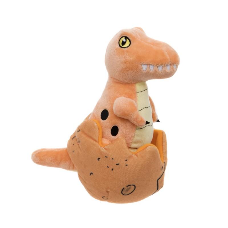 T-Rex din plus AdoptiPal Keycraft, 22 cm, 3 ani+ 2021 shopu.ro
