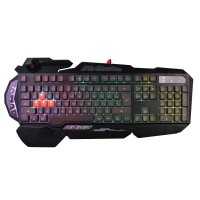Tastatura Gaming B314 A4Tech, interfata USB, 104 taste