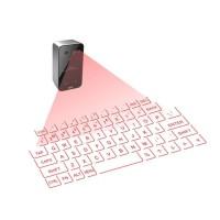 Tastatura virtuala cu mouse Siegbert, Bluetooth, USB, 2500 mAh, proiectie cu laser
