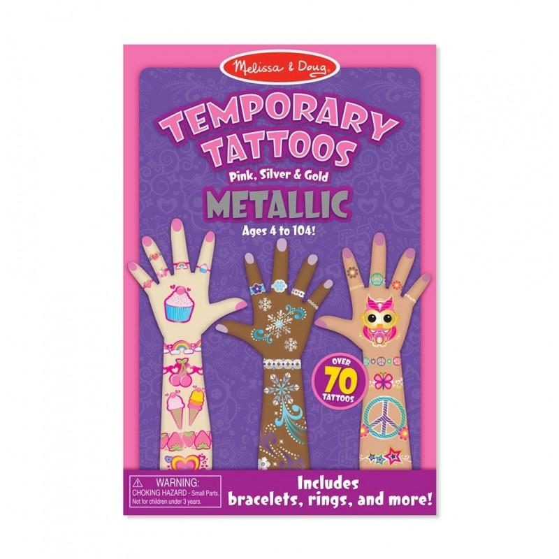 Tatuaje temporare Metallic 2021 shopu.ro