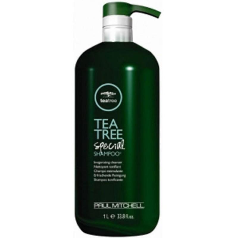 Sampon revigorant Tea Tree Special, 1000 ml, efect racoritor